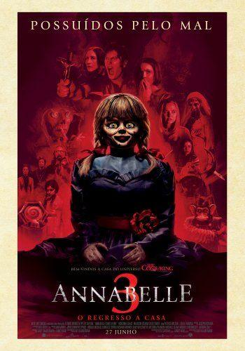 ANNABELLE 3- O REGRESSO A CASA