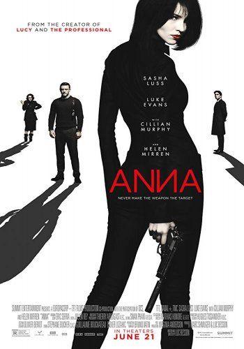 ANNA- ASSASSINA PROFISSIONAL
