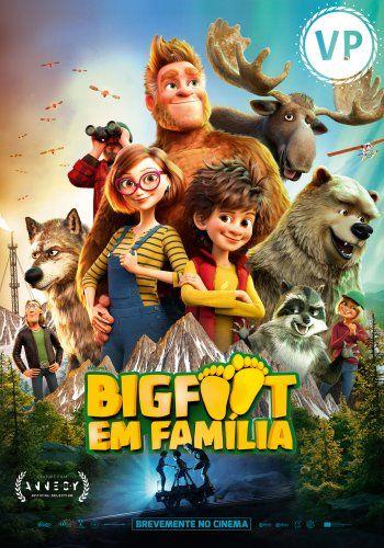 Bigfoot em Família (VP)