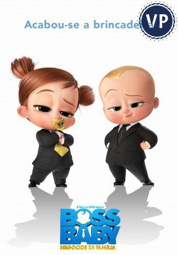 Boss Baby: Negócios de Família (VP)