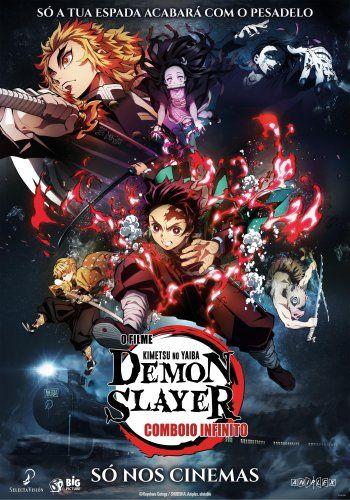Demon Slayer - Kimetsu No Yaiba - O Filme: Comboio Infinito