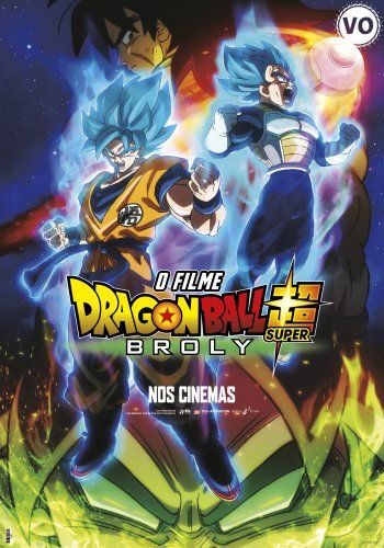 DRAGON BALL SUPER: BROLY VO