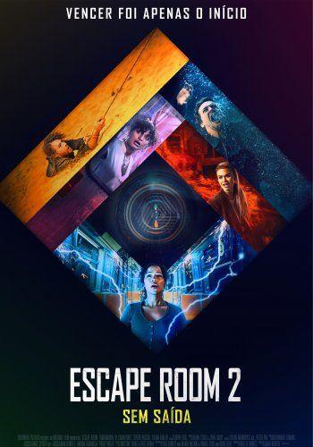 Escape Room 2: Sem Saída