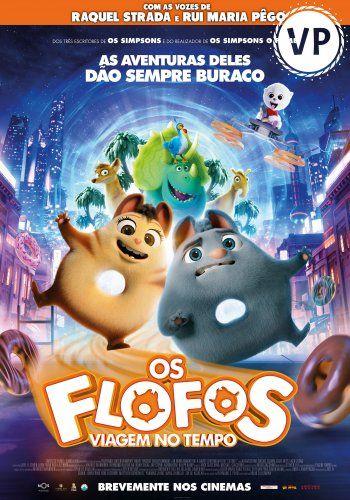 Os Flofos: Viagem no Tempo (Versão Portuguesa)
