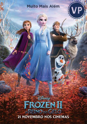 Frozen II - O Reino do Gelo VP