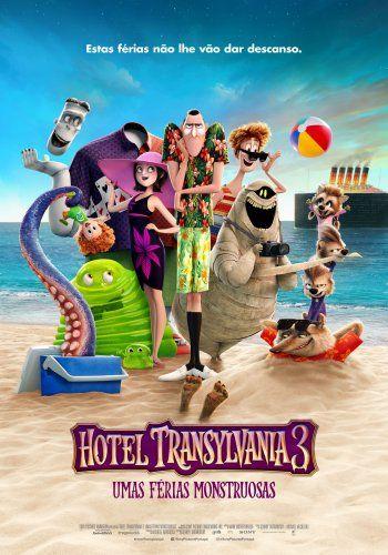 HOTEL TRANSYLVANIA 3: UMAS FÉRIAS MONSTRUOSAS VP