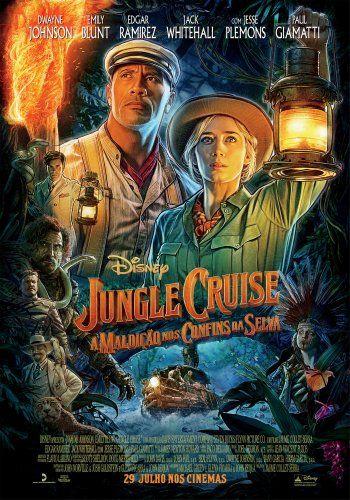 Jungle Cruise - A Maldição nos Confins da Selva VO
