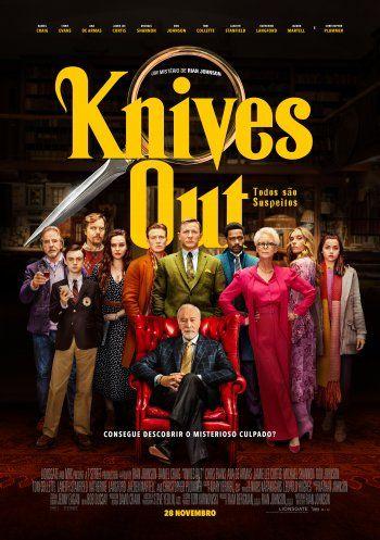 Knives Out: Todos São Suspeitos