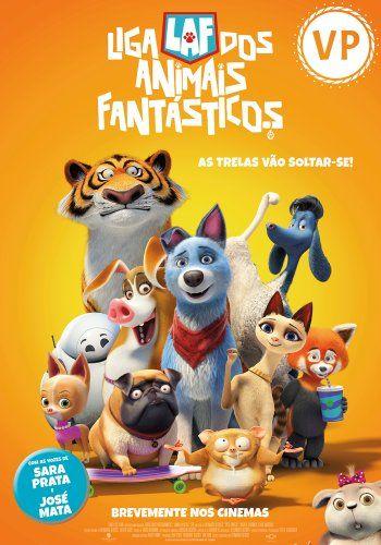 Liga dos Animais Fantásticos (Versão Portuguesa)
