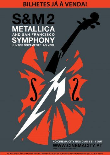 Metallica and San Francisco Symphony