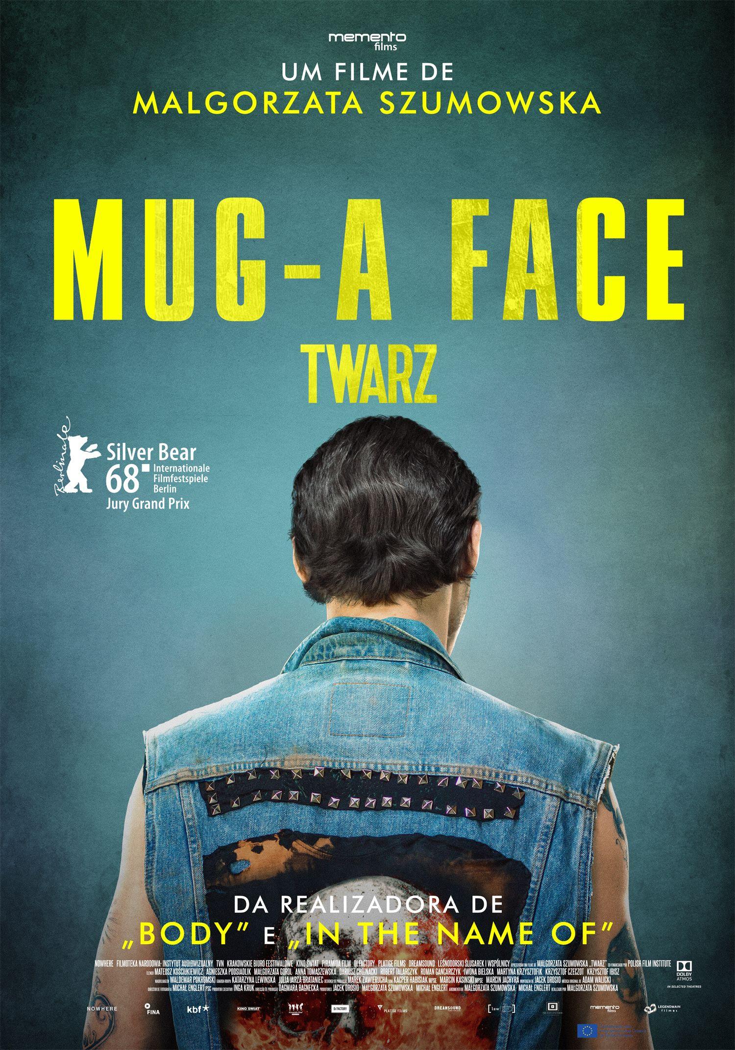 MUG-A FACE