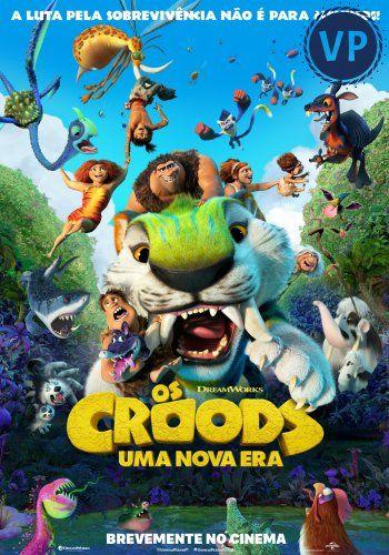 Os Croods: Uma Nova Era (Versão Portuguesa)