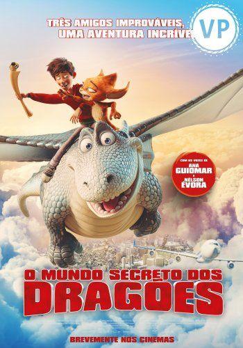 O Mundo Secreto dos Dragões (Versão Portuguesa)