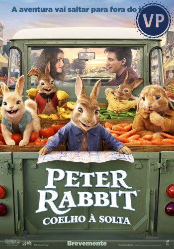 Peter Rabbit: Coelho à Solta (Versão Portuguesa)