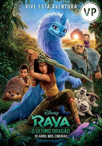 Raya e o Último Dragão (Versão Portuguesa)