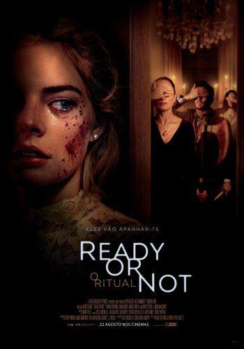 READY OR NOT- O RITUAL