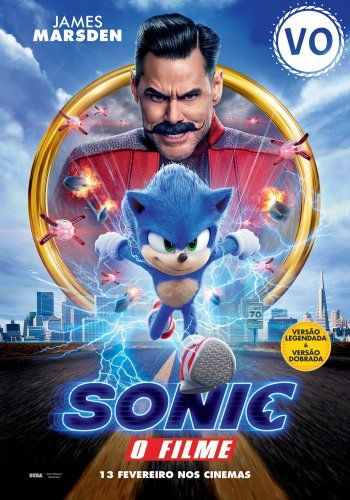 Sonic: O Filme (Versão Original)