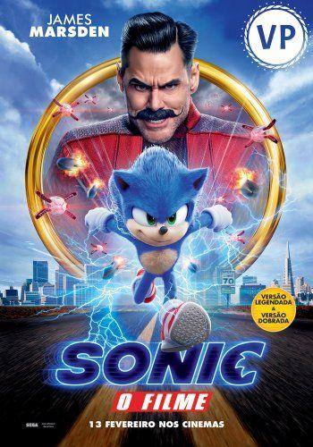 Sonic: O Filme (Versão Portuguesa)