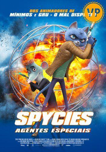 Spycies – Agentes Especiais (Versão Portuguesa)
