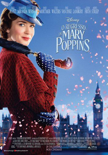 O REGRESSO DE MARY POPPINS VP