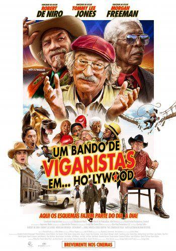 Um Bando de Vigaristas em... Hollywood